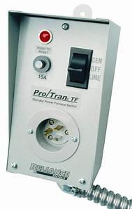 Reliance Controls Tf151w Generator Transfer Switches  1