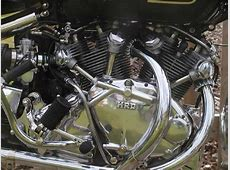 Vincent HRD Rapide Classic Motorcycle Pictures
