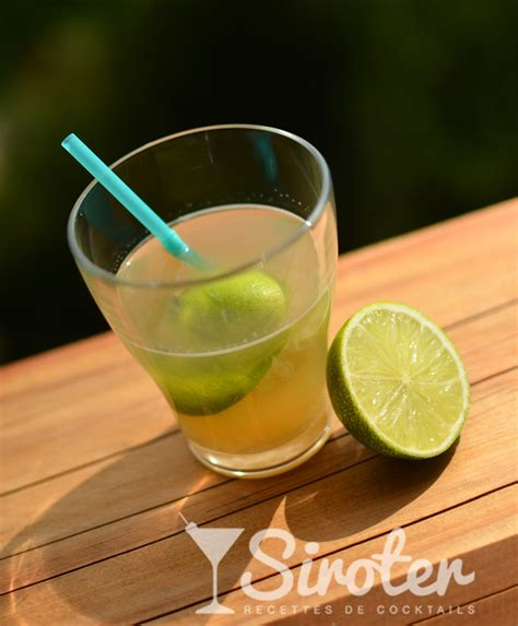 cocktail ti punch recette preparation  avis sirotercom