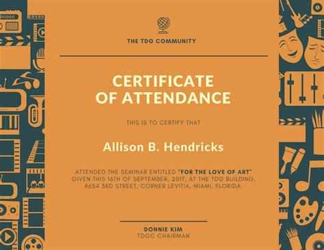 certificate maker create custom designs
