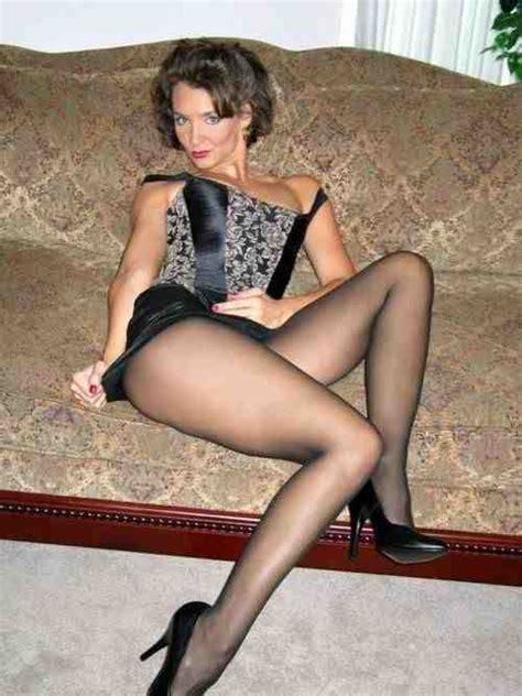 Mature Milf Sexy Older Women Stockings