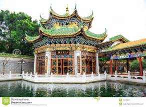 decorative home building plans asian classic house ancient architecture china