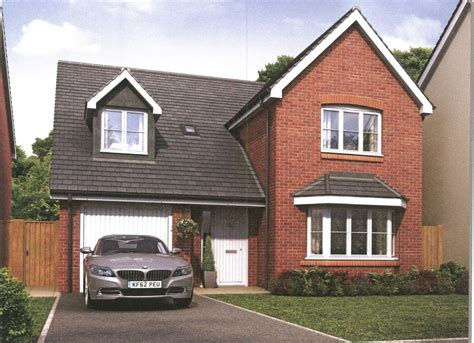 What Does Detached House - martin co merthyr tydfil 4 bedroom detached house for