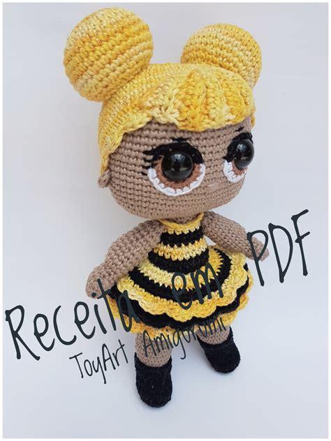 receita em  boneca abelha baseada na lol  elo