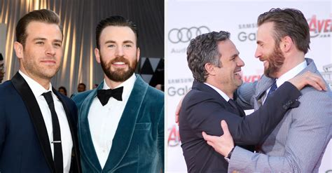 Chris Evans Had The Best Response After He Accidentally ...