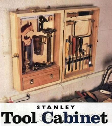 Stanley Tool Cupboard by Tool Wall Cabinet Plans Woodarchivist