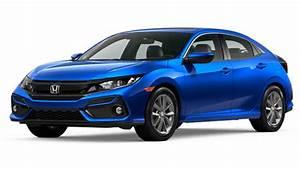 2020 Honda Civic Hatchback Vs Honda Fit Comparison