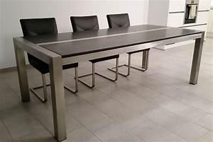 Wandschutz Für Stühle : esstisch schiefer my blog ~ Michelbontemps.com Haus und Dekorationen