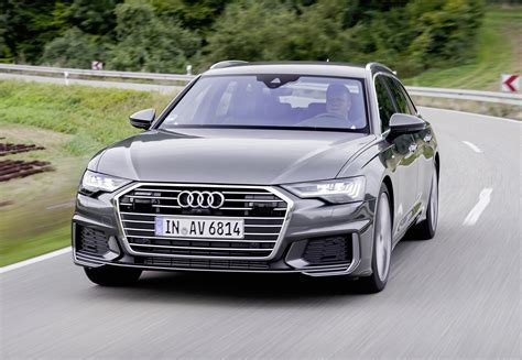 Audi A6 Photo by Audi A6 Avant 2018 Photos Parkers