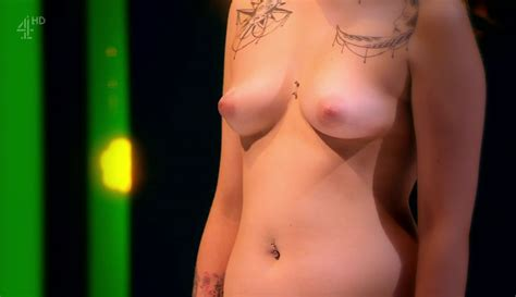 Naked Alisha In Naked Attraction