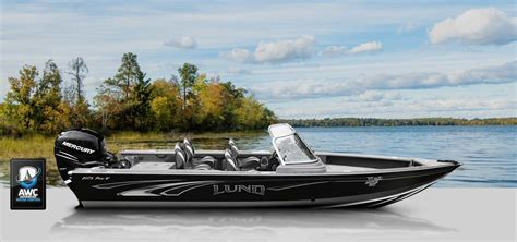Lund Pontoon Boats by Lund Boats Aluminum Fishing Boats 2075 Pro V