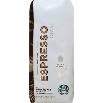 .starbucks coffee beans products are offered for sale by suppliers on alibaba.com, of which whole bean coffee accounts for 1%, ground coffee accounts for 1%, and liberica coffee beans accounts for 1%. Starbucks Coffee, 100% Arabica, Whole Bean, Dark Roast, Espresso Roast (16 oz) - Instacart