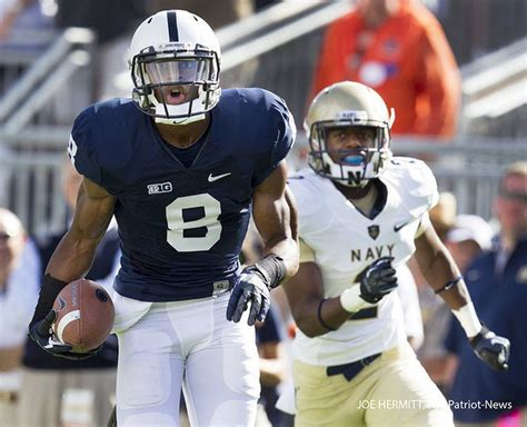 Penn State's Allen Robinson and Bill Belton's transfer ...