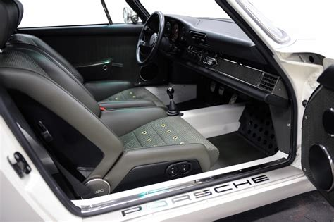 porsche 911 singer interior singer vehicle design porsche 911 964 2012 revival