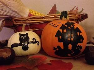 Halloween Kürbis Bemalen : halloween k rbis bemalen statt schnitzen mit vorlagen kinderzeugs ~ Eleganceandgraceweddings.com Haus und Dekorationen