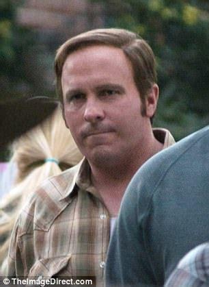 Christian Bale Amy Adams Transform Biopic Set