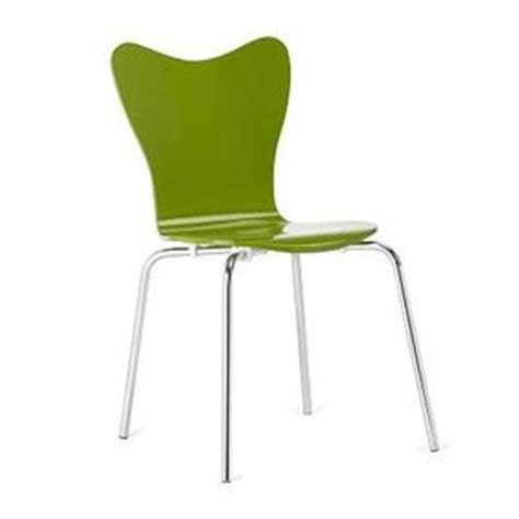 West Elm Scoop Back Chair Assembly by West Elm Scoop Back Chair Stem Set Of 4 Green By West