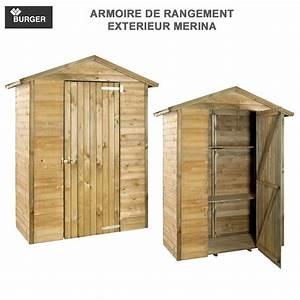 Armoire De Rangement De Jardin Merina Plancher 99 Burger 8