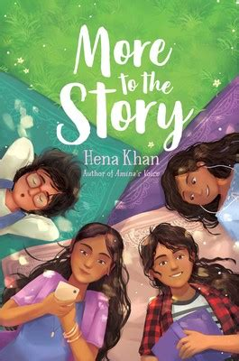 story book  hena khan official publisher