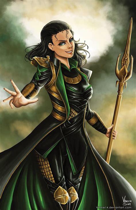 Cosplay On Pinterest Lady Loki Loki Dress And Female Loki