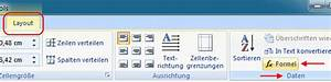 Mehrwertsteuer Berechnen Excel : word 2007 rechnen mit tabellen und formeln bits meets bytes ~ Themetempest.com Abrechnung