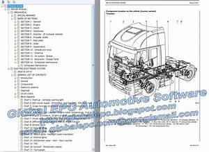 Iveco Stralis Wiring Electrical Diagram