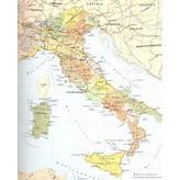 Cartina dell'Italia politica da stampare Cartina dell'Italia politica...