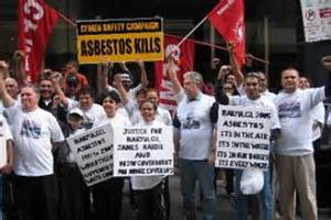 asbestos related illnesses continue    toll