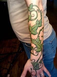 Plant Tattoos - Askideas.com