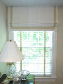 Blinds Roman Shades with Valance