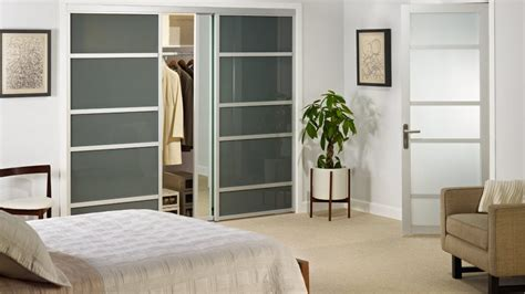 8ft Mirror Closet Doors by Closet Doors Residential The Sliding Door Company