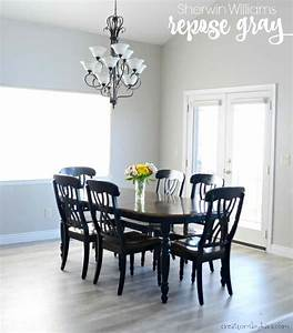 My Favorite Gray Paint - Sherwin Williams Repose Gray