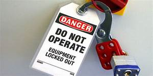 How Lockout  Tagout Saves You Money