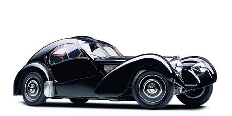 Type 57s were built from 1934 through 1940, with a total of 710 examples produced. bugatti type 57SC Atlantic