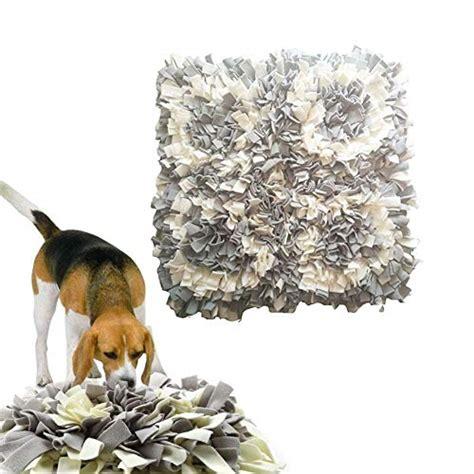 biback schnueffelteppich hunde hund riechen trainieren