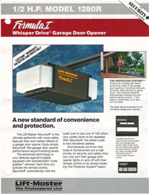 liftmaster  garage door opener manual garage door zone support manuals