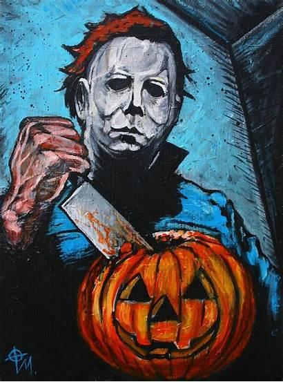 Horror Myers Michael Miller Tony Movies Halloween