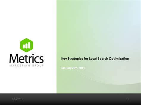 local search engine optimization key strategies for local search engine optimization success