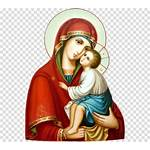 Mother Mary God Clipart Clip Transparent Religion