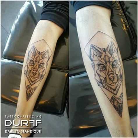 perfectly symmetrical tattoo designs