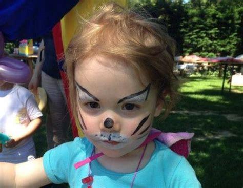 schminken katze einfach kinderschminken katze einfache anleitung und tipps kinderparty at