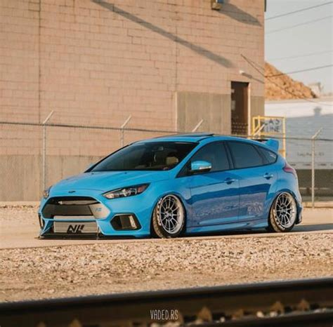 Ford Performance Focus Rs by 2016 Ford Focus Rs Levels Performance