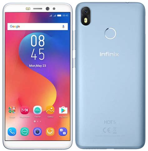 Infinix S3 infinix s3 topaz blue color variant launched in india