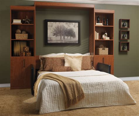 Enchanting Wall Bed Design Ideas With Cozy Murphy