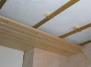 Faire Un Faux Plafond : faire un faux plafond en lambris pvc champigny sur marne ~ Premium-room.com Idées de Décoration