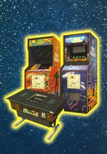 Space Invaders Arcade Game 1970