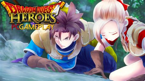 dragon quest heroes slime edition gameplay pc hd youtube