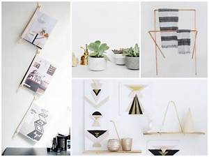 Idée Bricolage Déco : 10 diy deco maison faciles blog deco clem around the ~ Premium-room.com Idées de Décoration