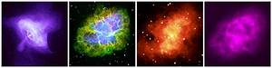 Crab Nebula Ultraviolet - Pics about space