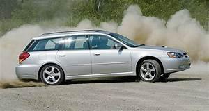 2005 Subaru Legacy Gt - Four Seasons Test